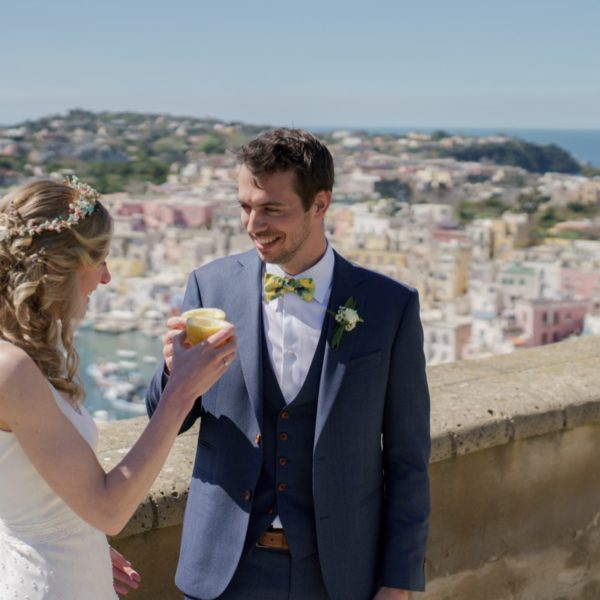 matrimonio e wedding planner a procida